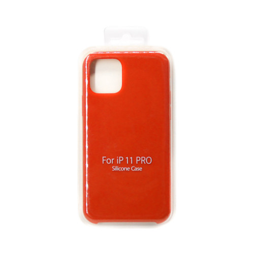 Накладка для Apple iPhone 11 Pro морковный S-CASE
