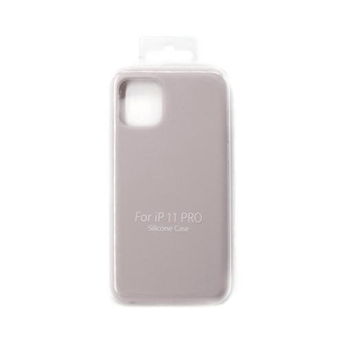 Накладка для Apple iPhone 11 Pro бежевый S-CASE