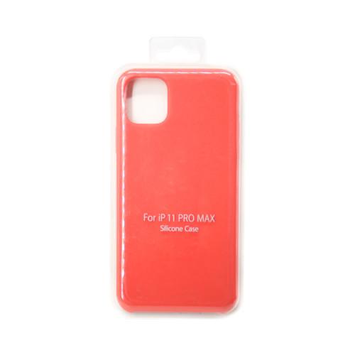 Накладка для Apple iPhone 11 Pro Max коралловый S-CASE