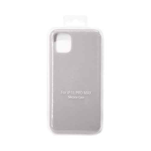 Накладка для Apple iPhone 11 Pro Max бежевый S-CASE