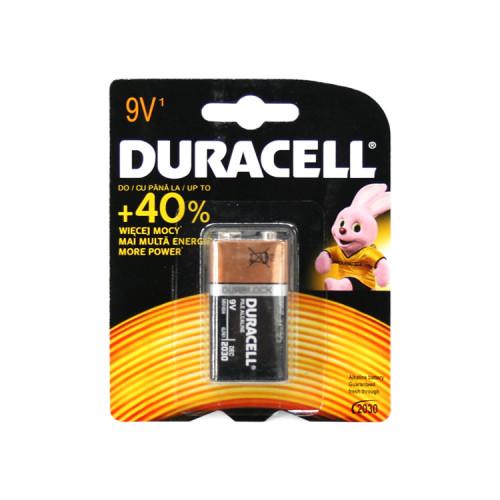 Элемент питания 6LR61 Duracell 1шт. (К)