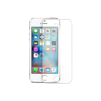 Защитное стекло 2.5D для Apple iPhone 5/5S прозрачное