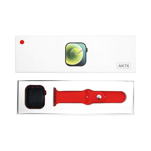 Смарт-часы AK76 (44mm) красный SERIES 6