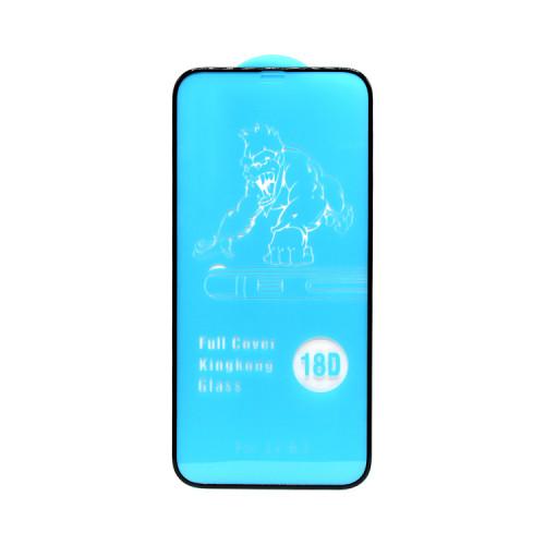 Защитное стекло 18D для Apple iPhone 12 Pro Max рамка черный