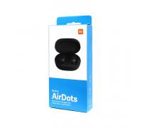 Беспроводные наушники AirDots черный MI