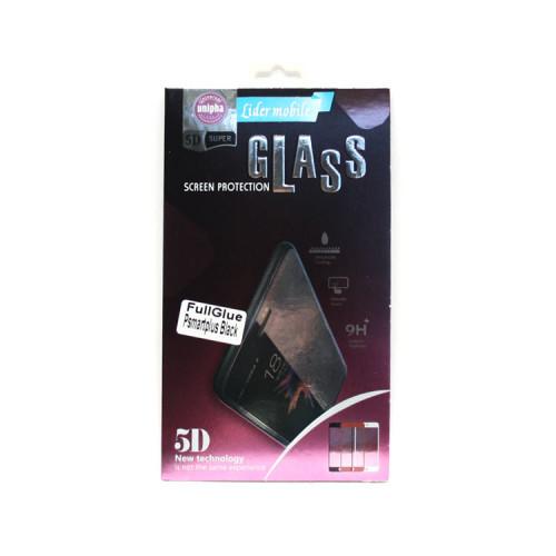Защитное стекло 3D Huawei Honor PSMART 2018 черный