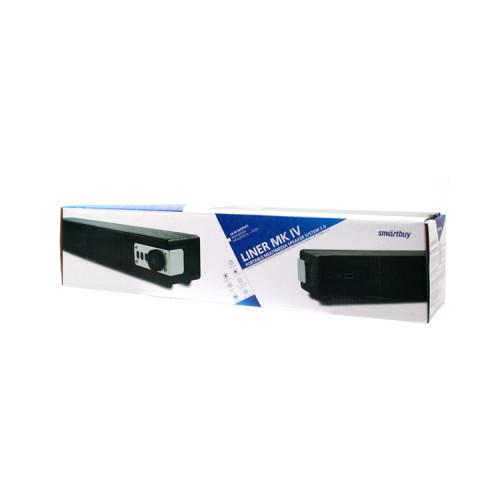 Колонка SBS-960 LINER MKIV черный SMARTBUY