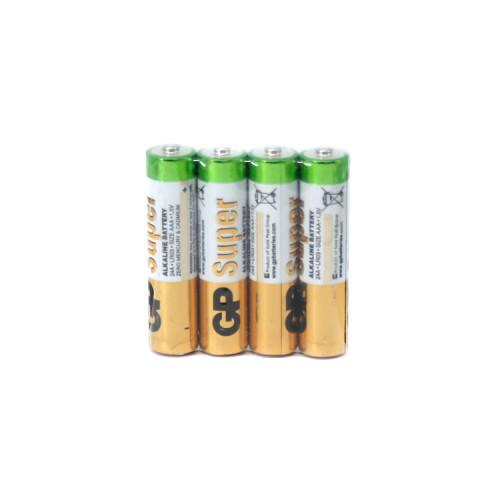 Батарейки LR03 SUPER GP 4шт.