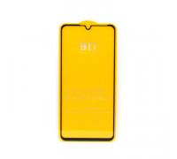 Защитное стекло 3D для Huawei P30 Lite/ 20 Lite черный (техпак)