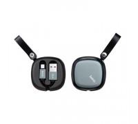 Кабель Micro USB U33 черный HOCO