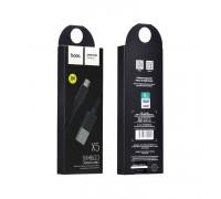 Кабель Micro USB X5 черный HOCO