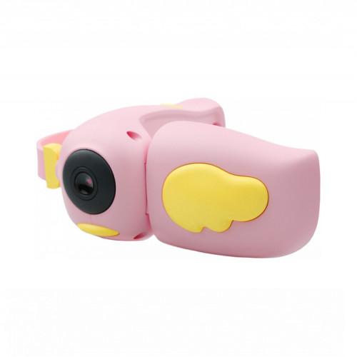 Детская видеокамера KVC610 розовый