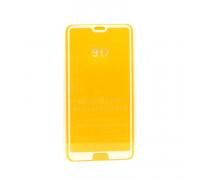 Защитное стекло 3D для Huawei P20 Pro белый (техпак)