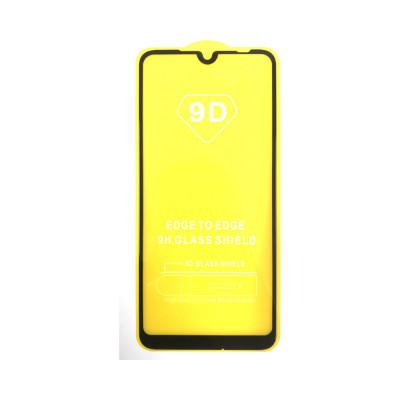 Защитное стекло 3D для Xiaomi Redmi 7/Note 7 черный (техпак)
