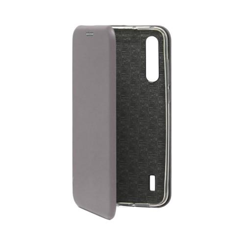 Чехол-книжка для Xiaomi Mi 9 Lite/CC9 серый