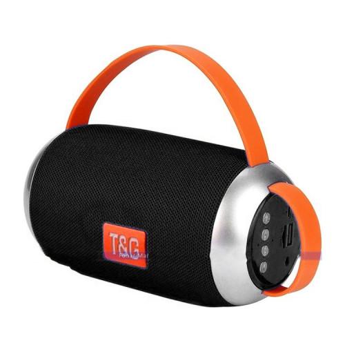 Портативная колонка TG-112 черный T&G