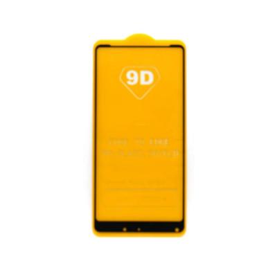 Защитное стекло 3D для Xiaomi Mi Mix 2/2S черный (техпак)