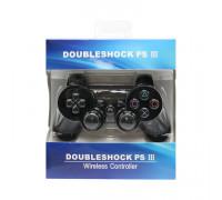 Беспроводной контроллер DOUBLESHOCK PS3 черный