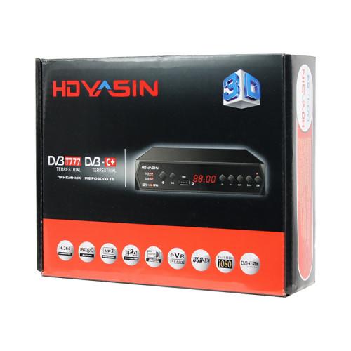 Цифровой TV-тюнер Y-8800 HD YASIN