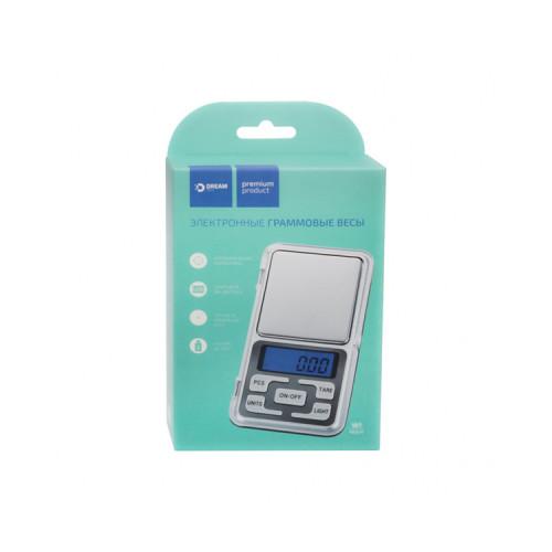Карманные электронные весы W1 MH-200g 0.01g Dream